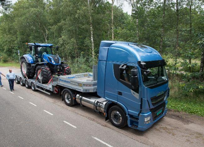 Iveco: Бъдещето е в камионите на газ