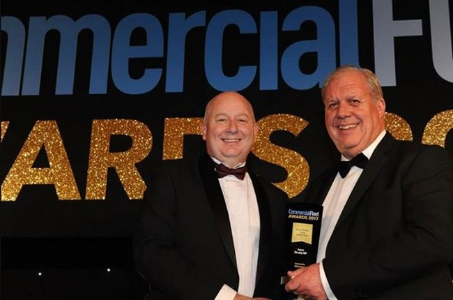 Iveco Stralis NP e Low Carbon Truck of the Year