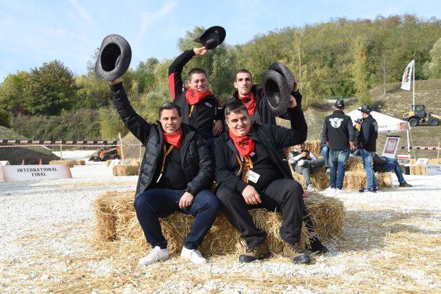 Case Rodeo 2018: европейският финал