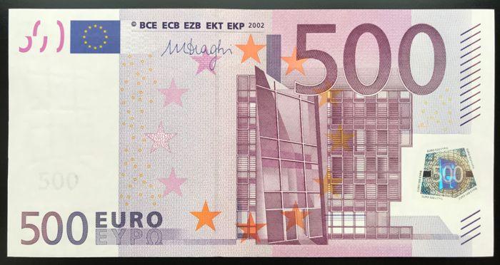 НАПОМНЯНЕ: Банкнотите по 500 евро – само до края на 2018 г.
