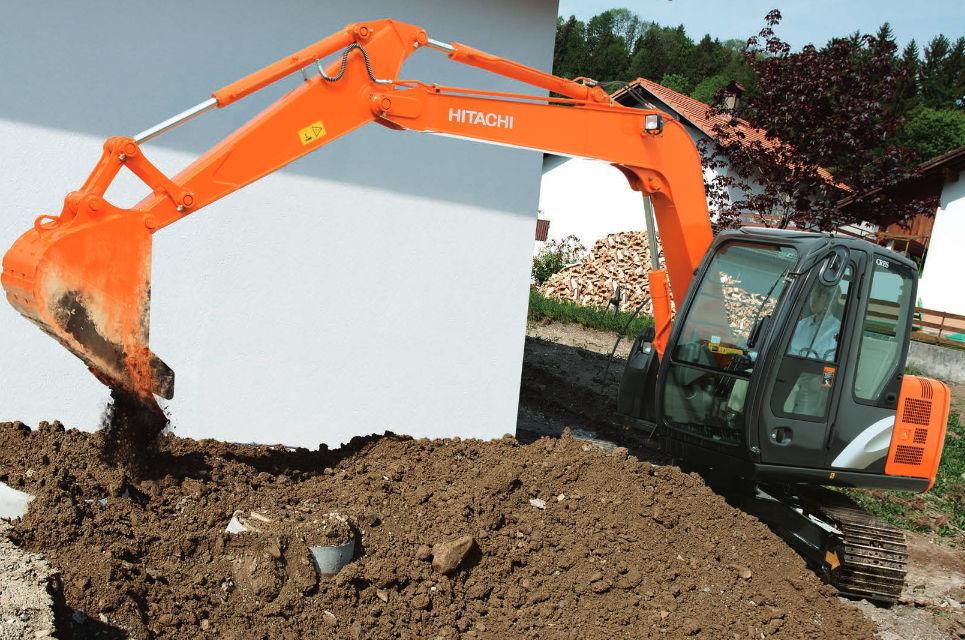 Hitachi и Kiesel ще разработват съвместно електрически строителни машини
