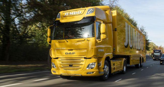 DAF и VDL доставиха първия си е-камион