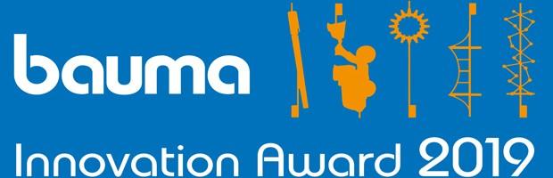 bauma 2019: номинации за иновации