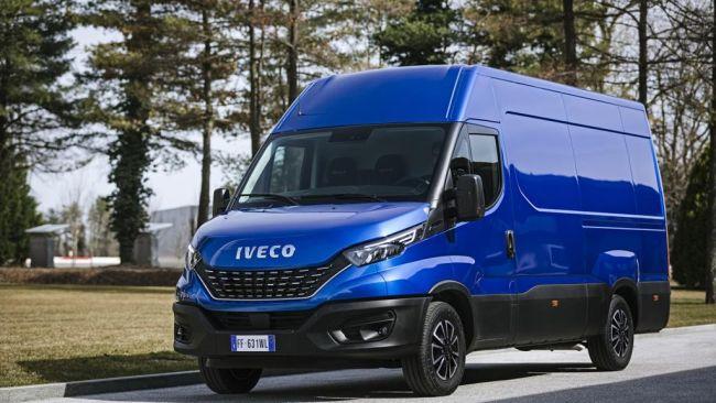 Световна премиера на новото Iveco Daily