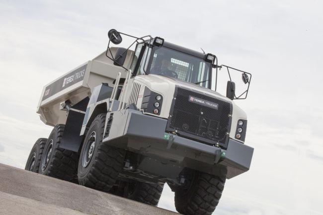 Terex Trucks засилва присъствието си на пазара в ЮАР