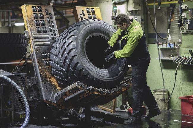 Nokian Heavy Tyres придобива финландската компания Levypyörä Oy