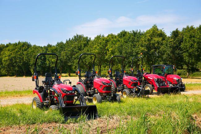 Yanmar трактори на Пловдивския панаир 2019