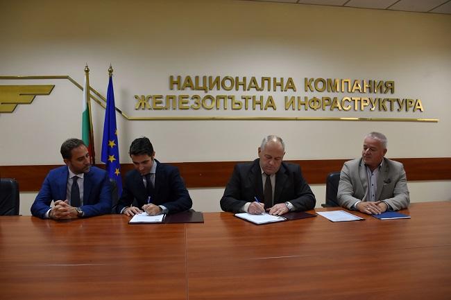 185 млн. лв. за нови системи по линията Пловдив - Бургас