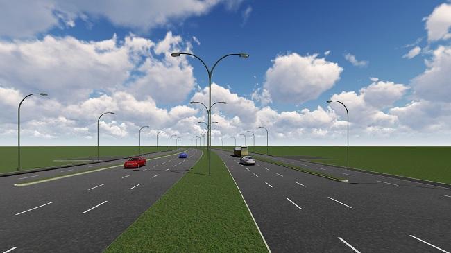 Строят нови 6 км от столичното околовръстно