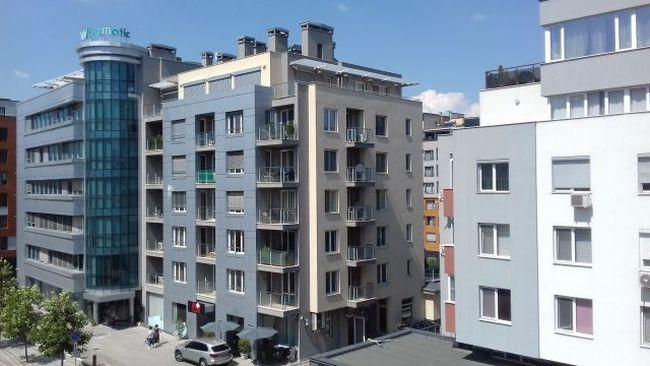 Увеличава се броят на новопостроените жилищни сгради