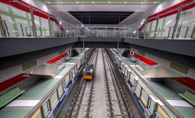 Линия 3 на метрото ще бъде готова през 2025 година