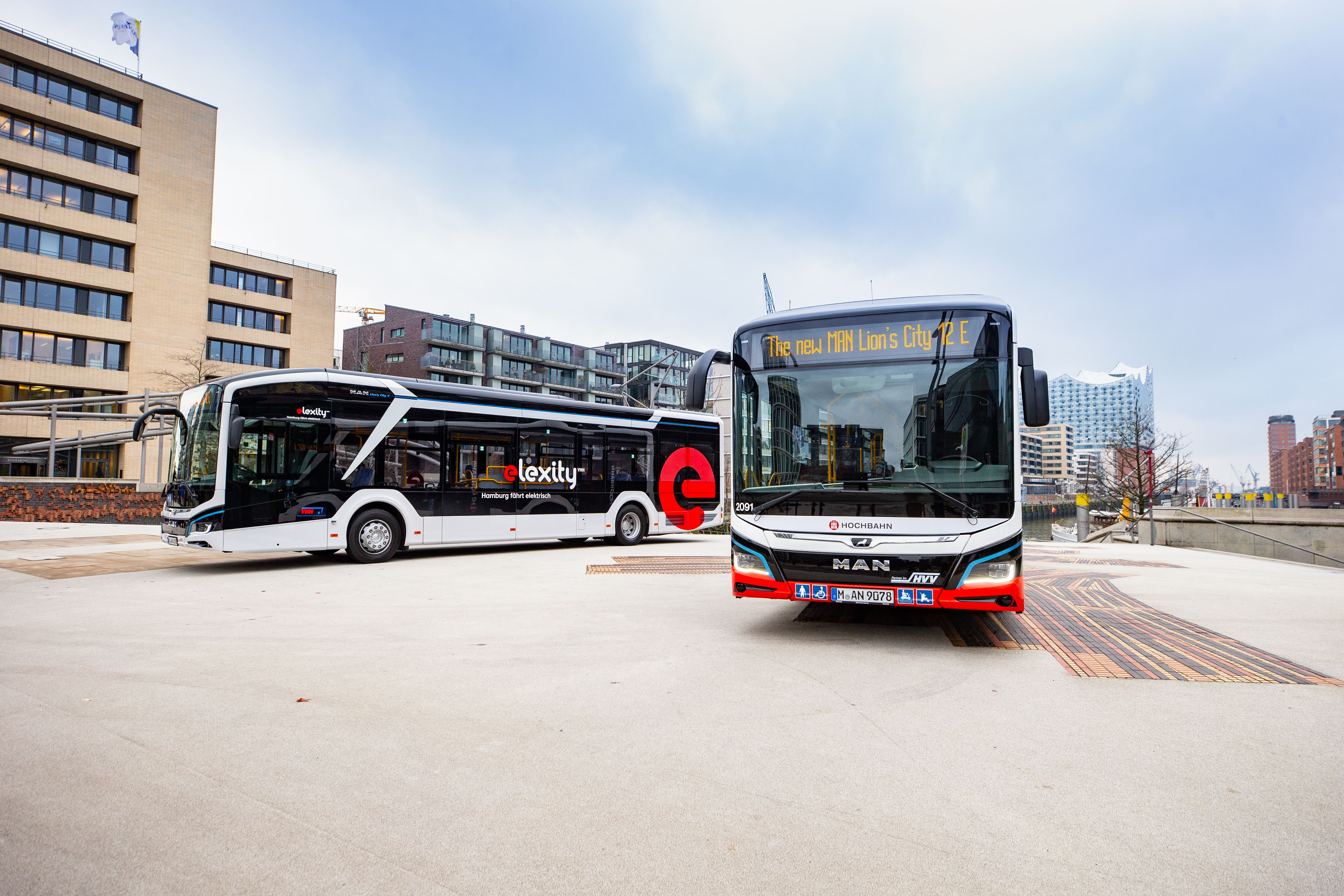 MAN Truck & Bus с еко решения за градския транспорт