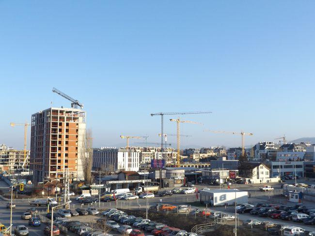 НСИ отчете ръст на строителството