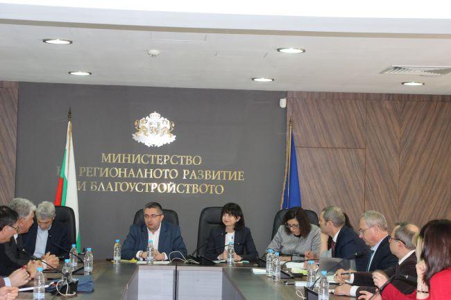 МРРБ финансира предпроектно проучване за ВиК системата Дунав