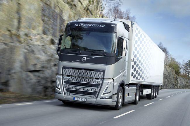 Новите Volvo FH - с фокус върху водача
