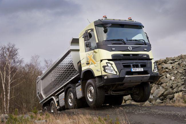 Видео: Новият Volvo FMX