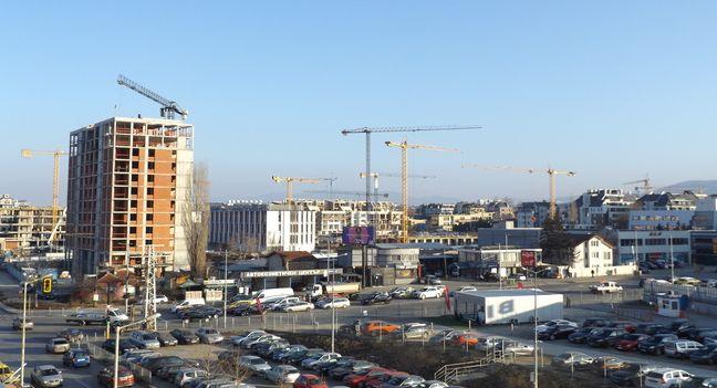 Строителството в България е слабо засегнато от Соvid-19