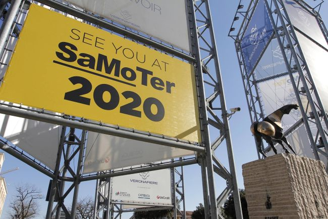 Отложиха Samoter за 2021 година