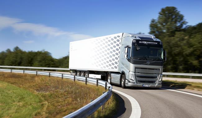 Volvo FH I-Save става още по-ефективен