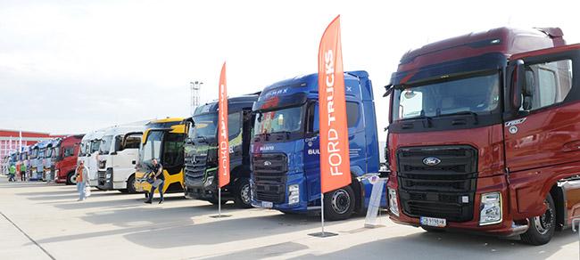 Пазарът на нови камиони за 2020 г. достигна 1978 броя