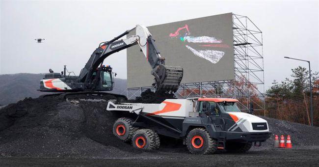 Hyundai Group е на път да придобие част от Doosan Infracore